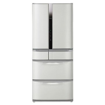 R-SF62EMJ(SH) 620L六門變頻星燦不鏽鋼日製冰箱(福利品出清)