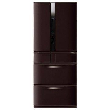 R-SF62EMJ(TD) 620L六門變頻貴族棕日製冰箱(福利品出清)