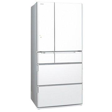 R-SF8800E(XW) 670L六門變頻琉璃白日製冰箱(福利品出清)