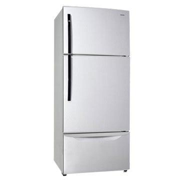 HRE-C4821V 481L三門變頻晶絲銀冰箱