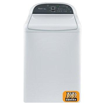 WTW8000BW 15KG美式波輪DD變頻洗衣(福利品出清)
