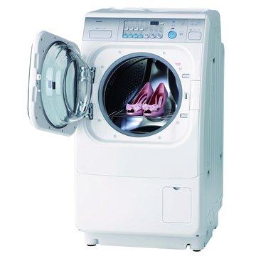 AWD-AQ100T(W)氣式滾筒洗衣乾衣機(福利品出清)