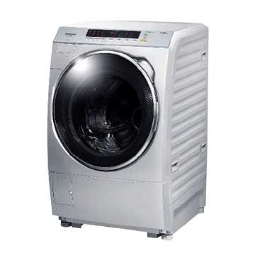 Panasonic  國際牌 NA-V158DW-L 14KG變頻滾筒炫亮銀洗衣機