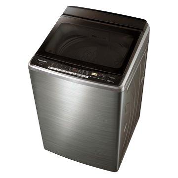 Panasonic  國際牌 NA-V188DBS-S 17KG 變頻雙科技洗衣機