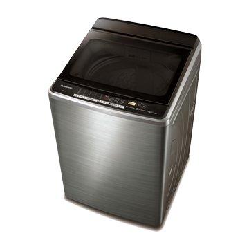 Panasonic  國際牌 NA-V168DBS-S 15KG變頻不鏽鋼色洗衣機