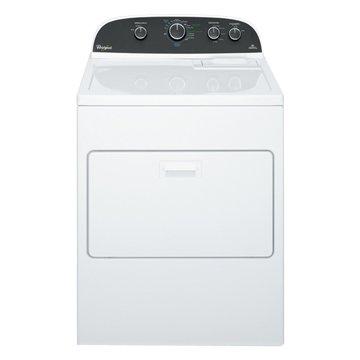 WED4850BW 12KG美式經典系列電力乾衣機(福利品出清)