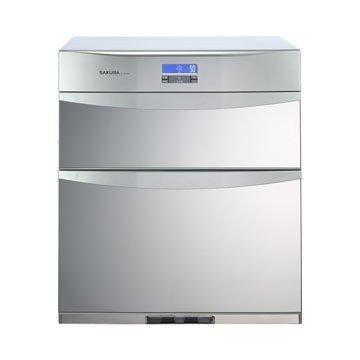 櫻花牌Q7593 臭氧殺菌落地式烘碗機(不含安裝耗材及運送費用)