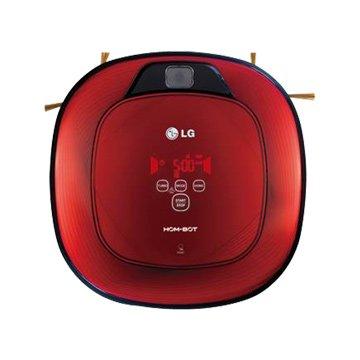 LG  VR64702LVM雙眼小精靈清潔機器人(紅色)
