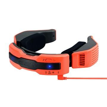 G2TN1Plus穿戴式溫控圍巾(魔力紅/S)