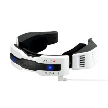 G2TN1Plus穿戴式溫控圍巾(極限白/S)