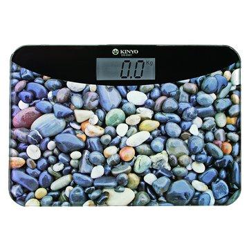 KINYO 金葉 DS-6581 安全輕巧型電子體重計