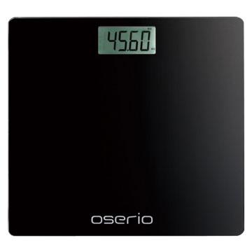 oserio 歐瑟若 BAG-280 超薄玻璃體重計