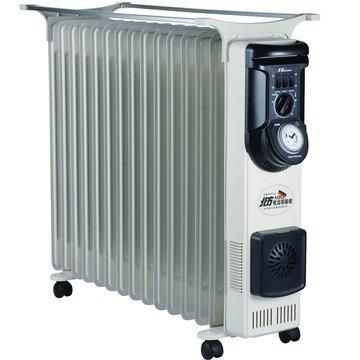 NP-15ZL 220V15葉片式電暖器(福利品出清)