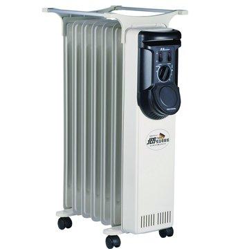 NP-07 7葉片式電暖器(福利品出清)