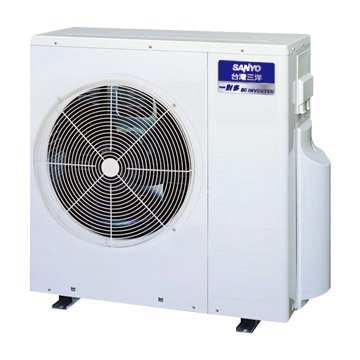 7坪 變頻分離式一對二冷暖 SAC-B45V3 / SAE-22VE