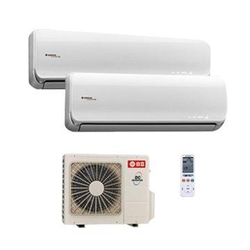 變頻分離式一對二冷暖 RAM-50NB/RAS-22NB/RA