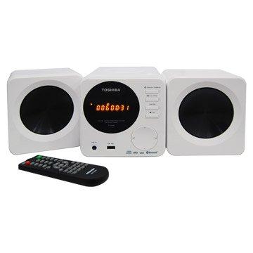 TOSHIBA 東芝 TY-ASW81TW CD+MP3+USB藍芽音響