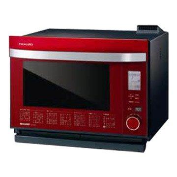 AX-GX2T(R) 31L微電腦變頻水波爐(紅色)