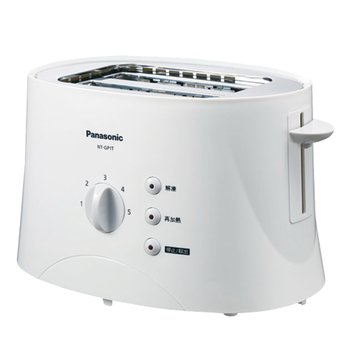 Panasonic  國際牌 NT-GP1T 五段調節解凍烤麵包機