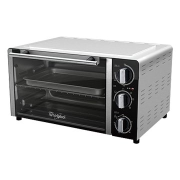 Whirlpool 惠而浦 SGM250S 25L機械式旋風烤箱(福利品出清)
