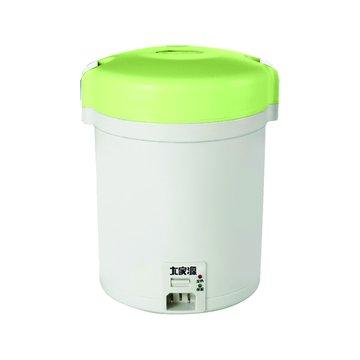 2人份 隨行電子鍋 TCY-3001 綠色(福利品出清)