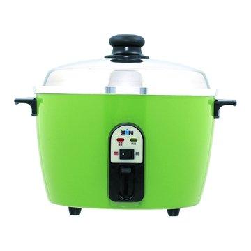 10人份 不鏽鋼電鍋 KH-QP10S 綠色(福利品出清)