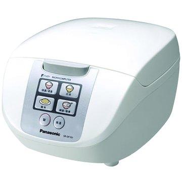 Panasonic  國際牌 6人份 微電腦電子鍋 SR-DF101 白色