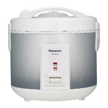 Panasonic  國際牌 10人份 微電腦電子鍋 SR-TQ184 灰色(福利品出清)