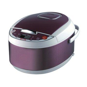 6人 微電腦電子鍋 YS-506RCM 紫紅色(福利品出清)