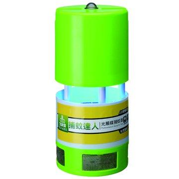 TCY-6303 光控掛壁LED光觸媒捕蚊機(福利品出清)