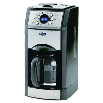 SAMPO 聲寶 HM-L8101GL 自動研磨美式咖啡機(福利品出清)