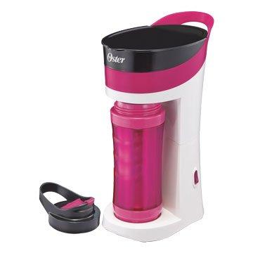 Oster  BVSTMYB-PK隨行杯咖啡機(桃紅)