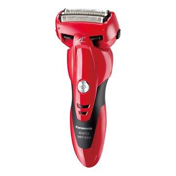 ES-ST23 三刀頭充電式電鬍刀(紅)(日製)(福利品出清)