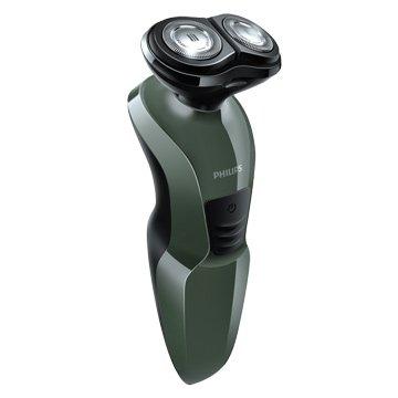 YQ308 旋鋒系列水洗雙刀頭電鬍刀(福利品出清)