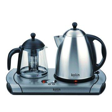 PK-R101T 1.7L不銹鋼泡茶機(福利品出清)