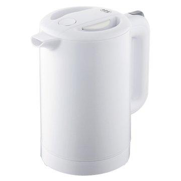 DK-02 1.2L雙層防燙快煮壺(珍珠白)(福利品出清)