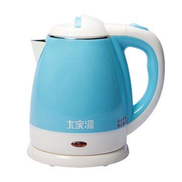 大家源  TCY-2752 1.2L不鏽鋼防燙快煮壺