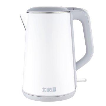 大家源  TCY-2628 1.8L不鏽鋼防燙無縫快煮壺