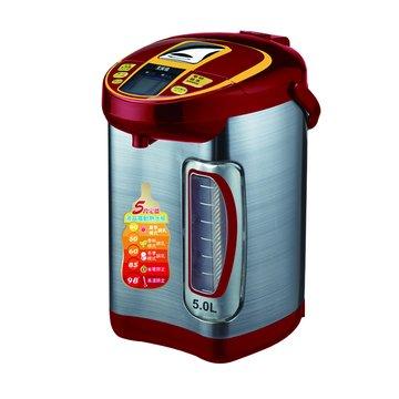 TCY-2305 5L 5段定溫液晶電動熱水瓶(福利品出清)