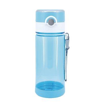 新負離子能量冷熱水壺560ml-水晶藍