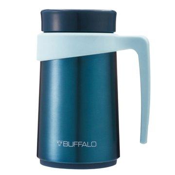 牛頭牌FREEⅡ350cc防燙保溫辦公杯(綠色)(福利品出清)
