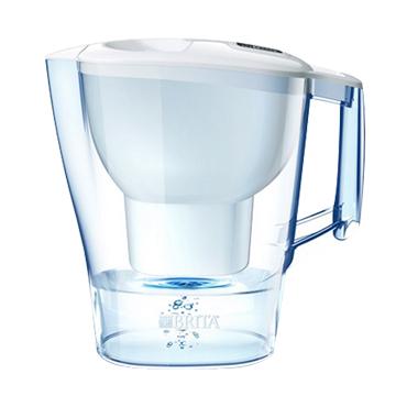 馬利拉3.5L濾水壺(白)
