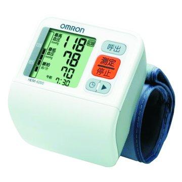 HEM-6200腕式血壓計(福利品出清)