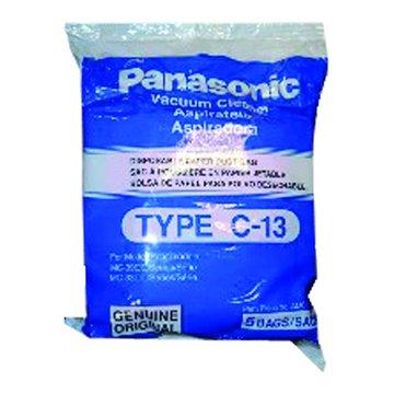 Panasonic  國際牌 TYPE-C-13吸塵器紙袋(5入)