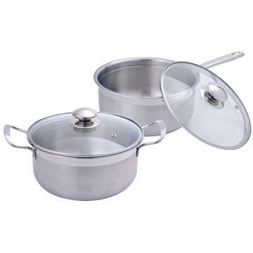 Dashiang不鏽鋼雙鍋禮盒組(R5DC3)