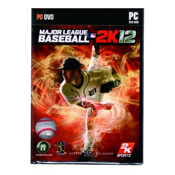 2K Sports  MLB2K12 PC絕版典藏
