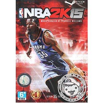NBA 2K15 繁體中文版