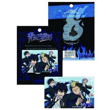 卡片貼紙-青之驅魔師B款(綜)