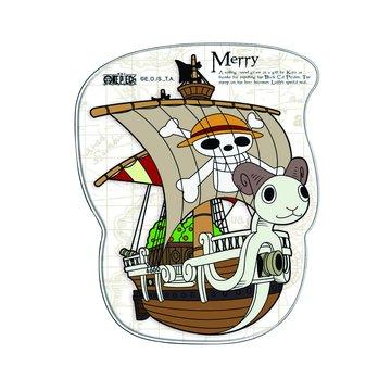 滑鼠墊(PVC)-航海王W款(梅利號)