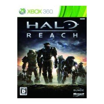 Microsoft 微軟 XBOX360 HALO Reach最後一戰 瑞曲之戰英文